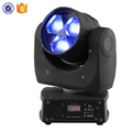 led wash moving head light zoom 3 X 15W rgbw 4in1