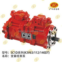 K3V63DT K3V112DT K3V140DT VARIABLE HYDRAULIC PISTON PUMP NINGBO FACTORY