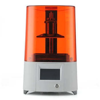 Low cost dlp lcd 3d printer Nova3d Elfin for jewelry and dental rapid prototyping