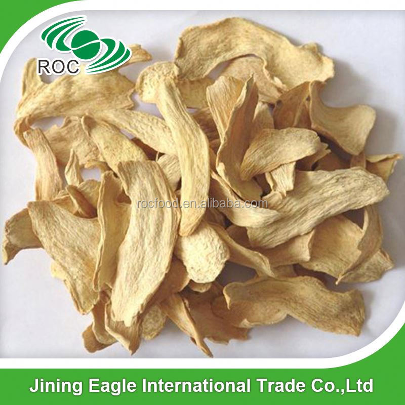 Chinese dried ginger factory dehydrated yellow ginger