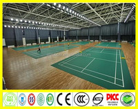 PVC floor outdoor basketball court