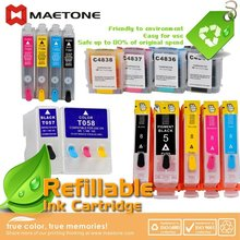 Refillable Ink cartridge for T0870/T0871/T0872/T0873/T0874/T0777/T0878/T0879, compatible for Epson printer STYLUS R1900