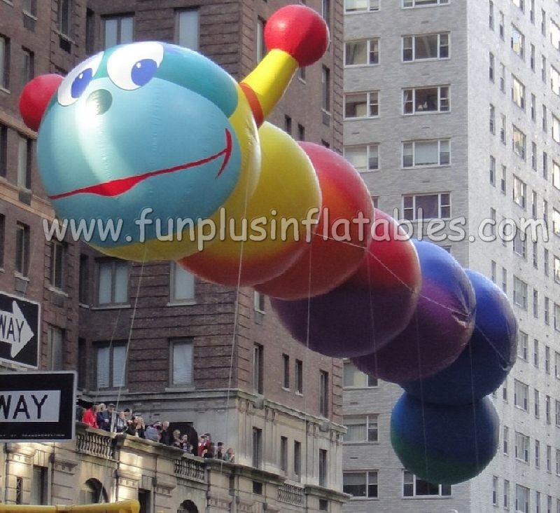 colorful giant insect helium balloon,sky balloon fly on the sky P3043