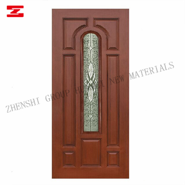 FRP GRP SMC Fiberglass DOOR Woodgrain Texture door and door skin-8PANNELS