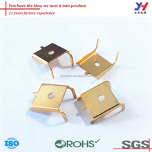 Custom Electronic Components Fabrication Top End Electrical Contacts In Copper
