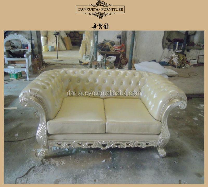 Solid wood sofa cushion cover leather sofa View leather sofa