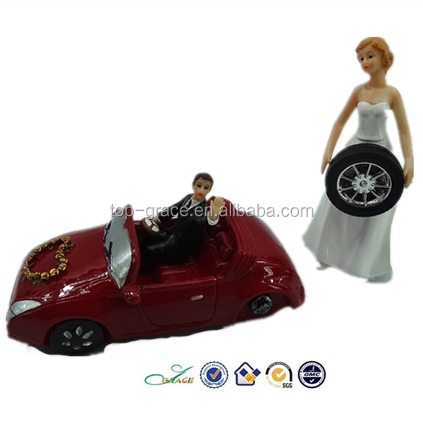 bride and groom figurine price