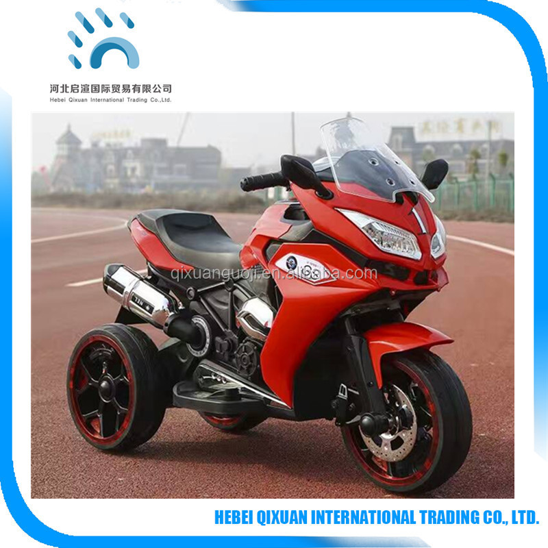 Electric motorcycle for kids 8 years old ride on motorbike toy for childrens