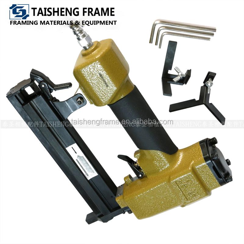Handy Pneumatic V Nailer For The Photo Frame Joint - Buy V Nails Gun ...