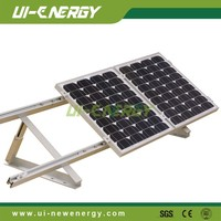 best quality new design solar panel flat roof mounting brackets