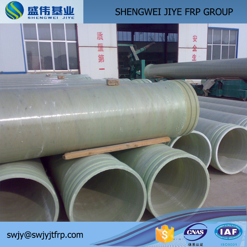 FRP GRP Oil Pipe Waster Water Pipe Oil Pipeline