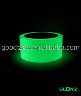 Good Brand used it as the landmarks to guide the way to any places where you want in the darkness at night pvc tape