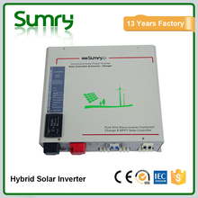 SCI series 500w to 6000w pure sine wave solar power inverter with PV module mppt charger