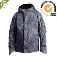army outdoor breathable camo jackets for men