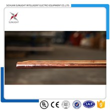 Factory supplier Corrosion resistant copper clad steel ground rod