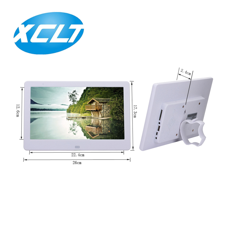 10 inch android digital photo frame