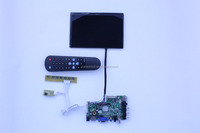 LCD controller board VGA+HDMI+AV+Audio+Ypbpr+USB+TV(PAL, SECAM,NTSC) support N070ICG-LD1 7 inch LCD panel with 1280*800