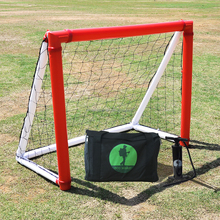 inflatable plastic soccer football goal post