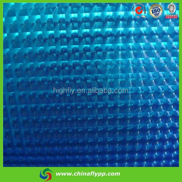 multi color pvc lamination blue film made in china