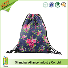 Suitable for Shopping Advertisements Promotional Gifts and Packing nylon drawstring bag