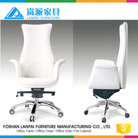 2017 luxury design unique highback manager seat PU leather office chair