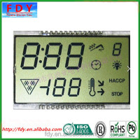 micro htn positive lcd display for air conditioner meters