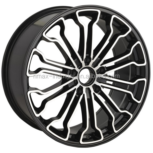 5x100 wheels 19x8.5 /19x9.5 sport car aluminum alloy wheel rim PR2701