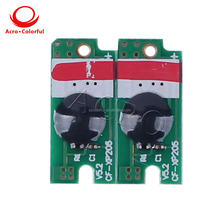 Spare parts for Xerox DocuPrint CP305d/CM305df Laser printer Color Toner Reset Cartridge Chip