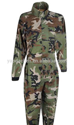 Men Gender and Coverall Style Camouflage workwear