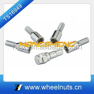 China new products conical seat screw bolt,supplier on alibaba