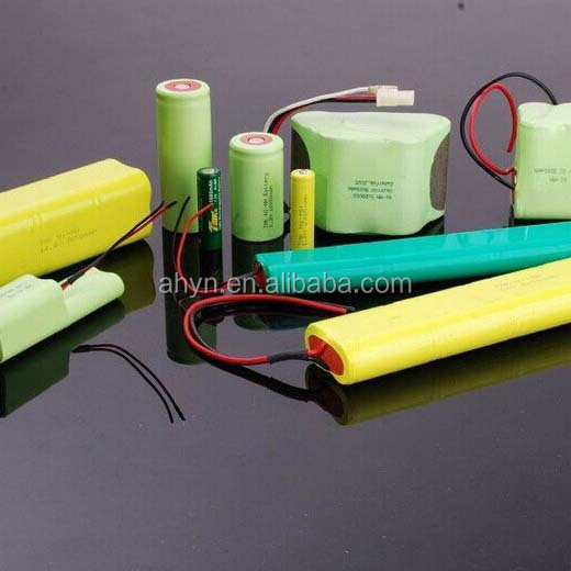 sc nimh battery pack for vacuum cleaners and emergency lamps and lanterns