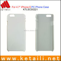 China factory suppy cellphone molds sublimation/blank case
