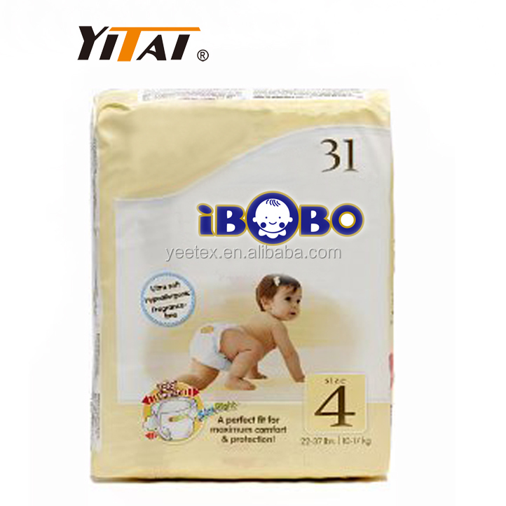 100% Soft Ultra Thin Pampas Baby Diaper Factory in Fujian