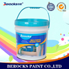 wholesale interior latex paint anti-yellowing interior wall paint for humid room/toilet/kitchen