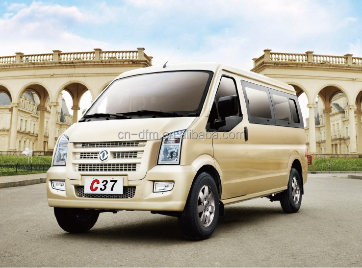 Dongfeng C37 MINI VAN well-being Series Gasoline 7/9/11 perdons, family passenger van