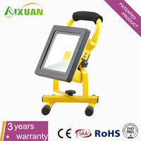 New design energy saving battery operated flood lights
