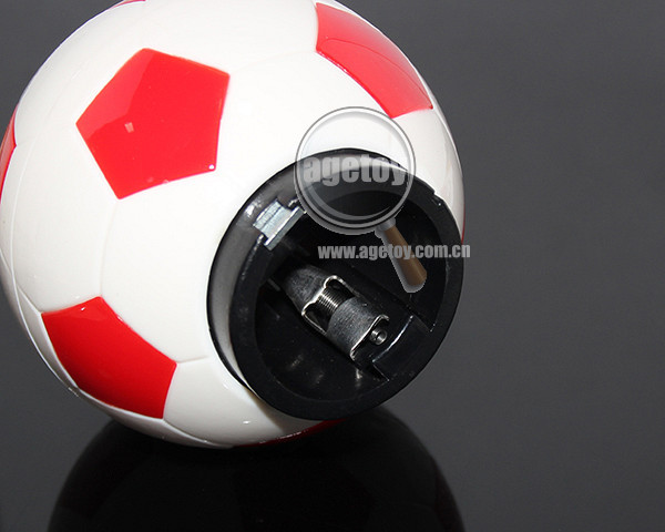 Creative Football Opener Fridge Magnet Beer Opener Football Shaped Automatic Plastic Soccer Ball Bottle Opener