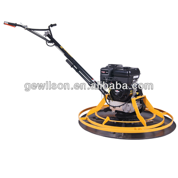 1M Concrete Power Trowel Machine with Emergency stop swith handle