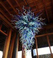 hand blown murano glass chandelier