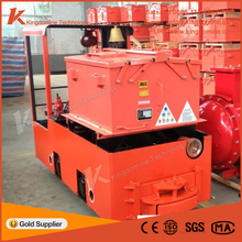 CTY2.5/5, 6,7,9G(B) Electric Mining Battery Locomotive, Underground Mine Tunnel 2.5 Ton Battery Manufacturing Equipment