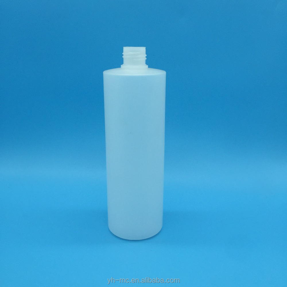 500ml HDPE acutilingual Plastic empty bottle 500ml