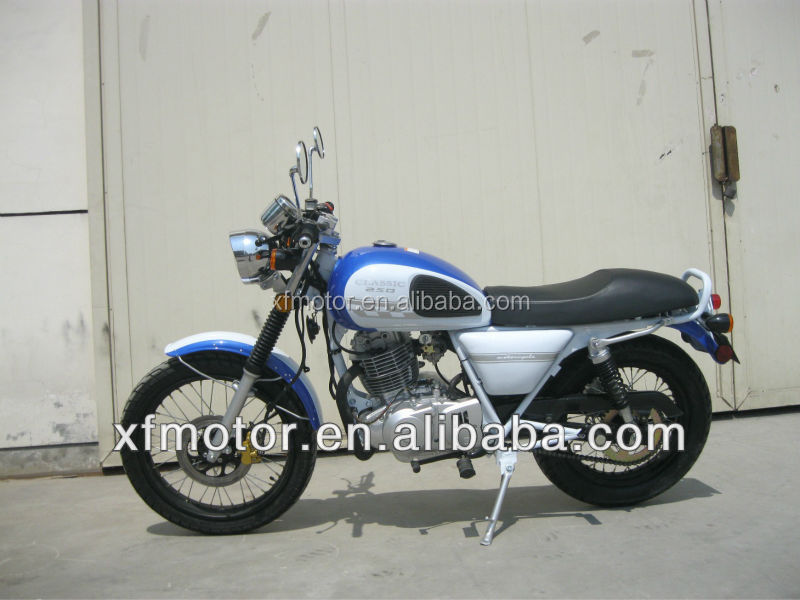 250cc retro motorcycles