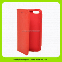 15082 Alibaba China supplier genuine leather mobile phone case