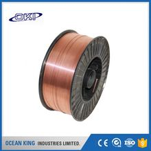 Quality promotional copper alloy aws nickel ernicu-7 alloy co2 welding wire
