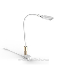 "Aluminum Gooseneck for iPad Holder, Cell Phone Desk for Mount Tablet Holder iPad Stand for Office Kitchen Bed, Fits 3.5""-10"" iP"