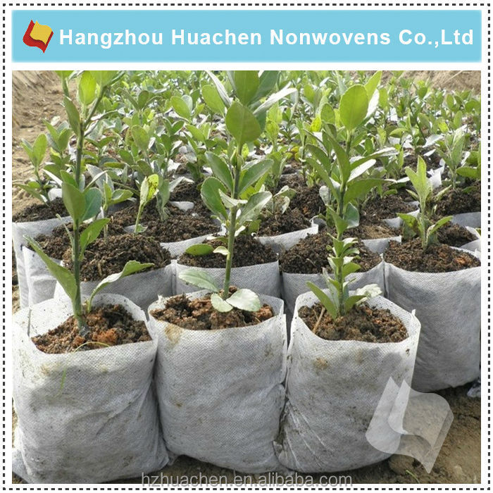 China Supplier Plant Pot Cover Material Anti-uv PP Nonwoven Fabric