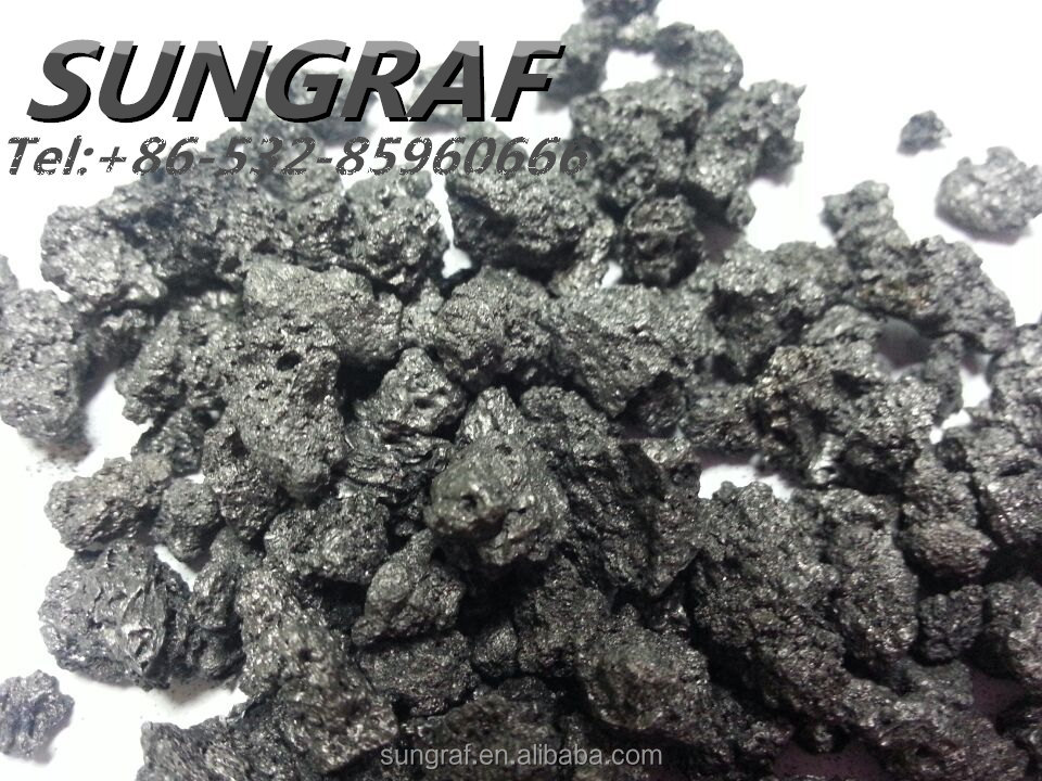 1.0-6.0mm Graphitized Petroleum Coke