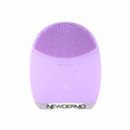 2017New design silicone facial wash brush for face washing