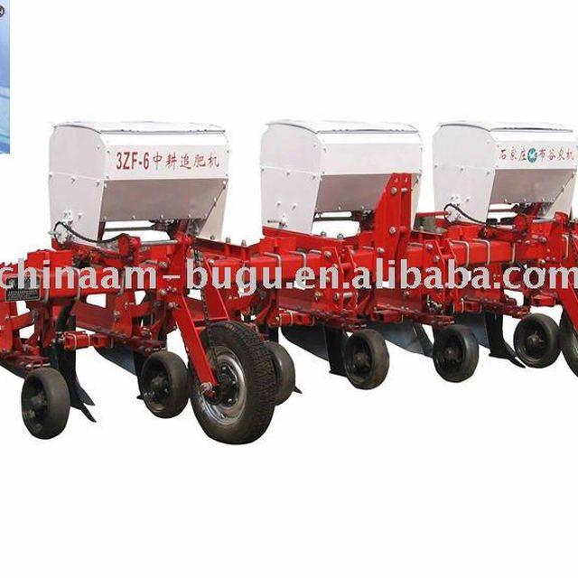 3Z-6 fertilizer cultivator