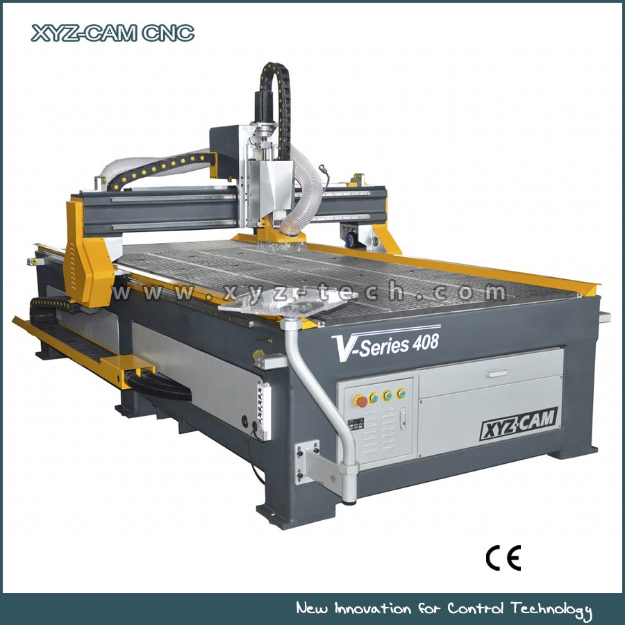 XYZ-V Entry Level <strong>CNC</strong> for plastic engraving machine 1530